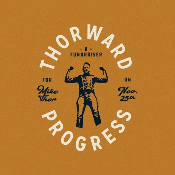 Thorward Progress Beer & Fundraiser