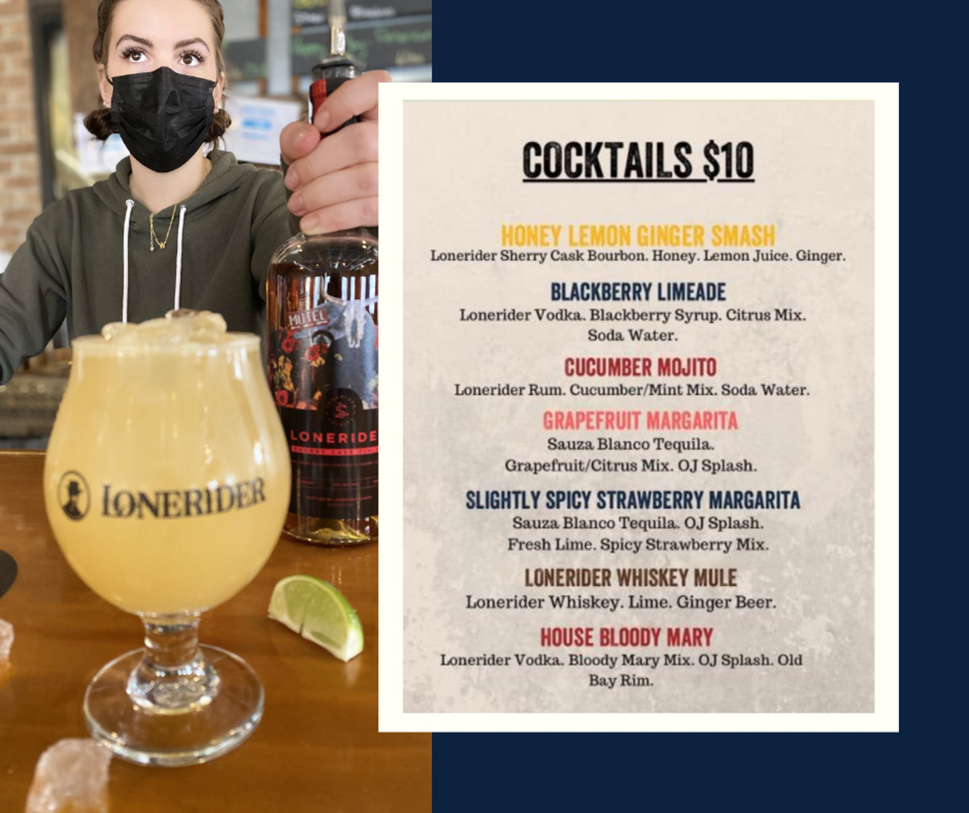 brewery cocktails