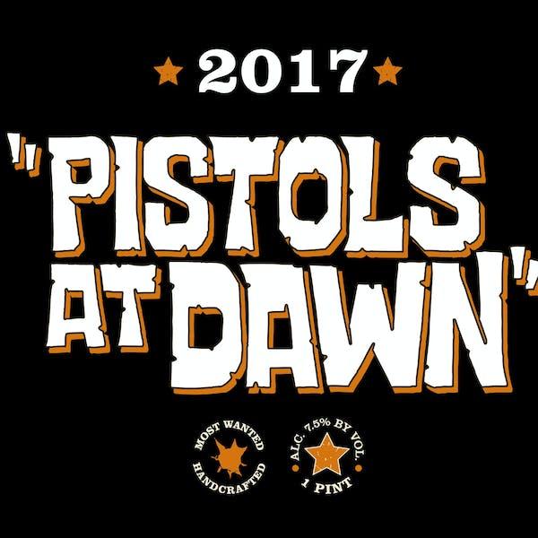 Pistols At Dawn Returns November 18th
