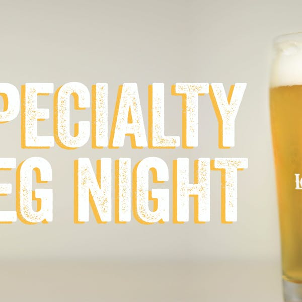 Specialty Keg Night at The Outlaw's Hideout – Pineapple Shotgun Betty