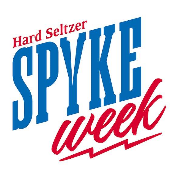 Spyke Week is here!