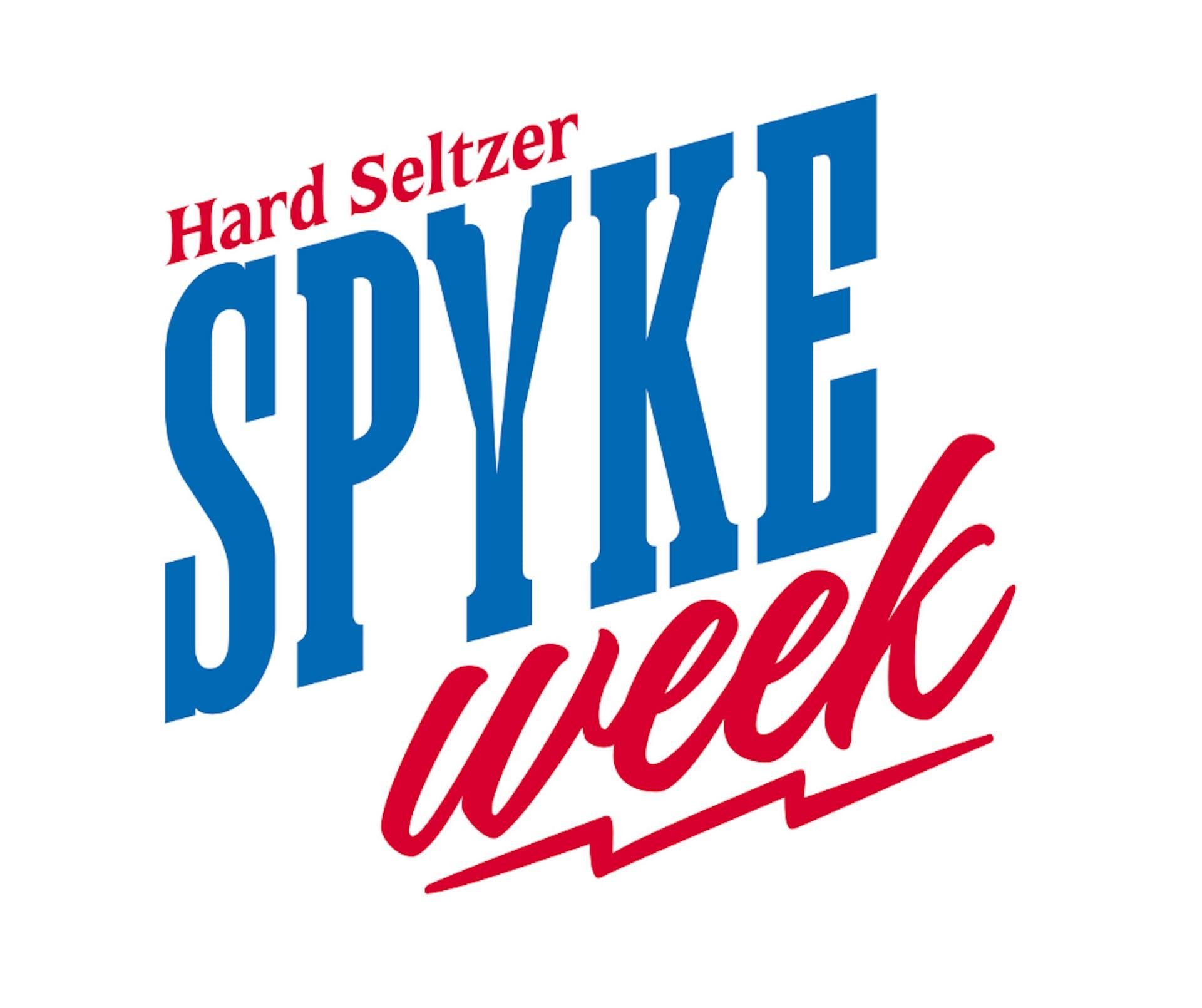 spyke week fb post