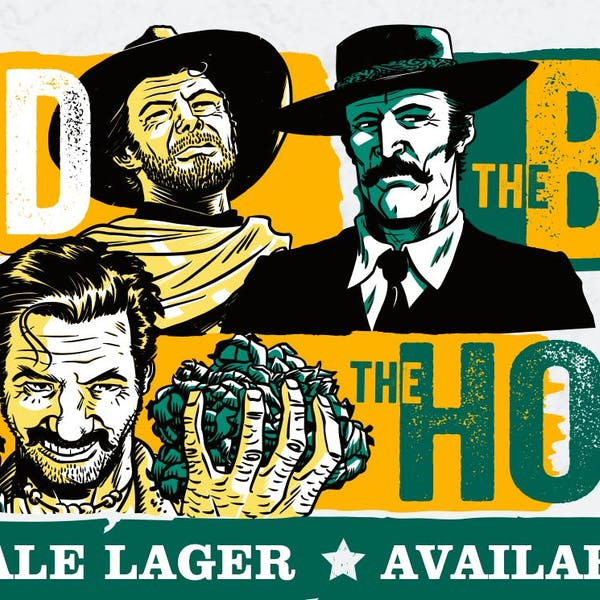 The Good, The Bad, & The Hoppy is HERE!
