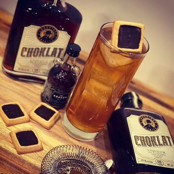 Cocoa Dark and Stormy
