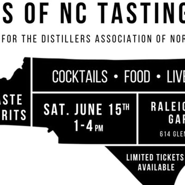 Spirits of NC Tasting Event