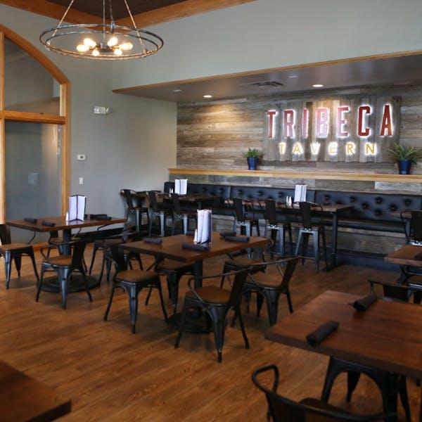Tribeca Tavern Beer and Bourbon Dinner