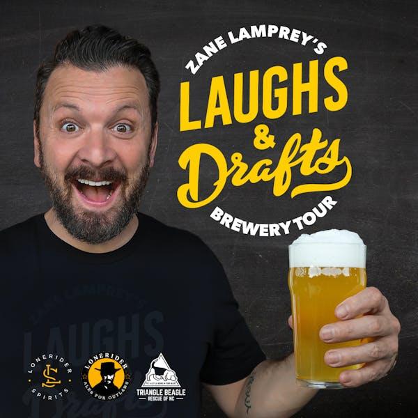 Zane Lamprey's Laughs & Drafts