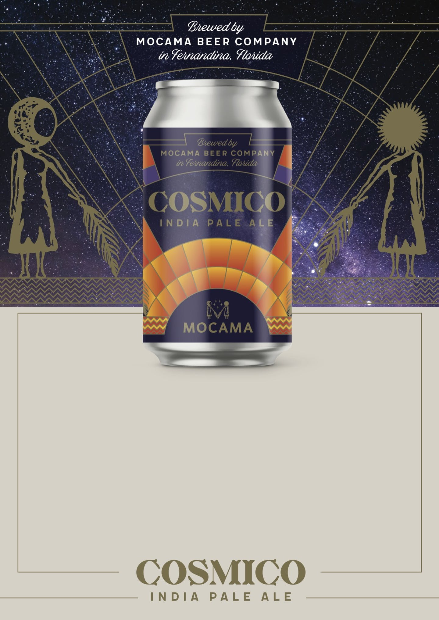 COSMICO PRICE CARD