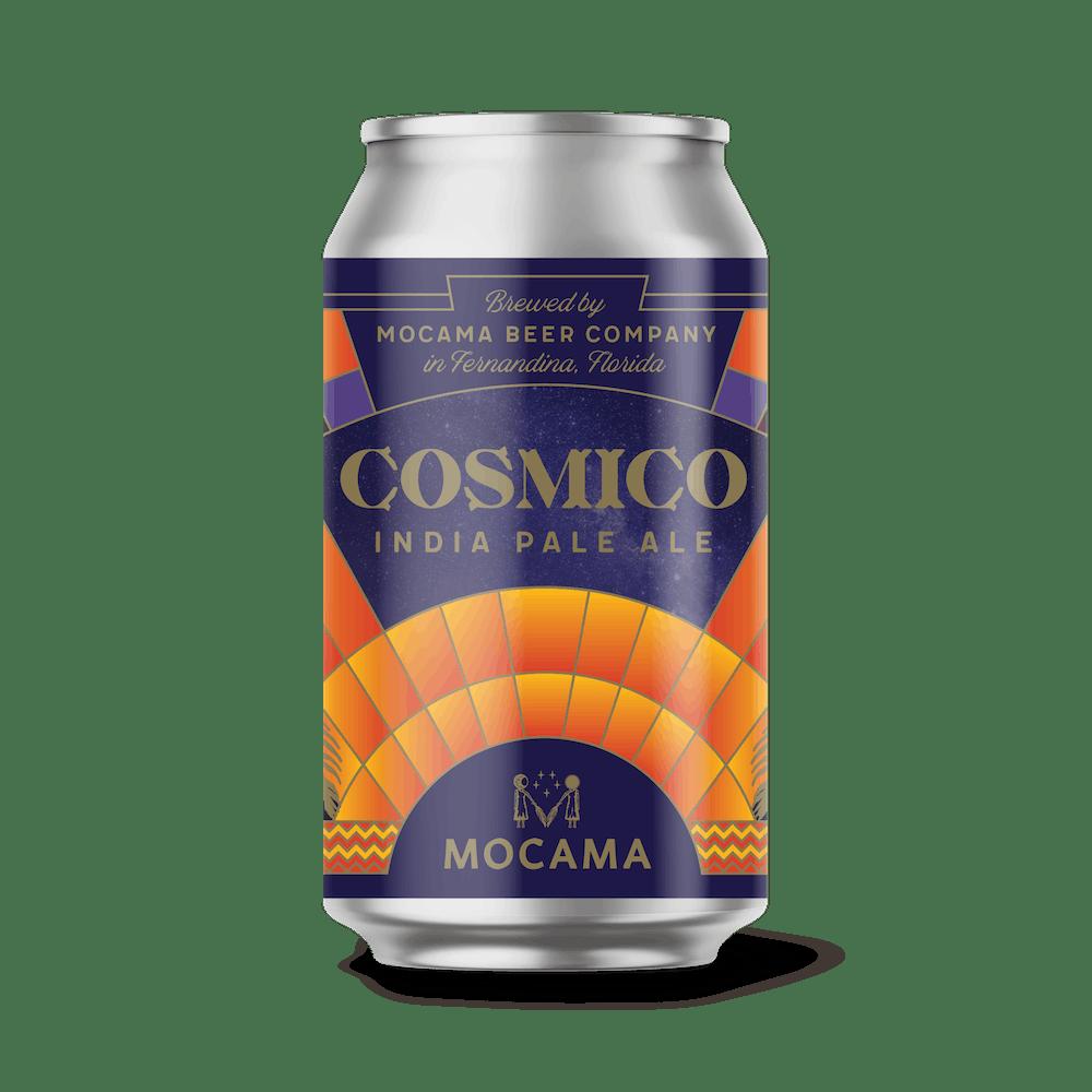 MOCAMA COSMICO 1 Can