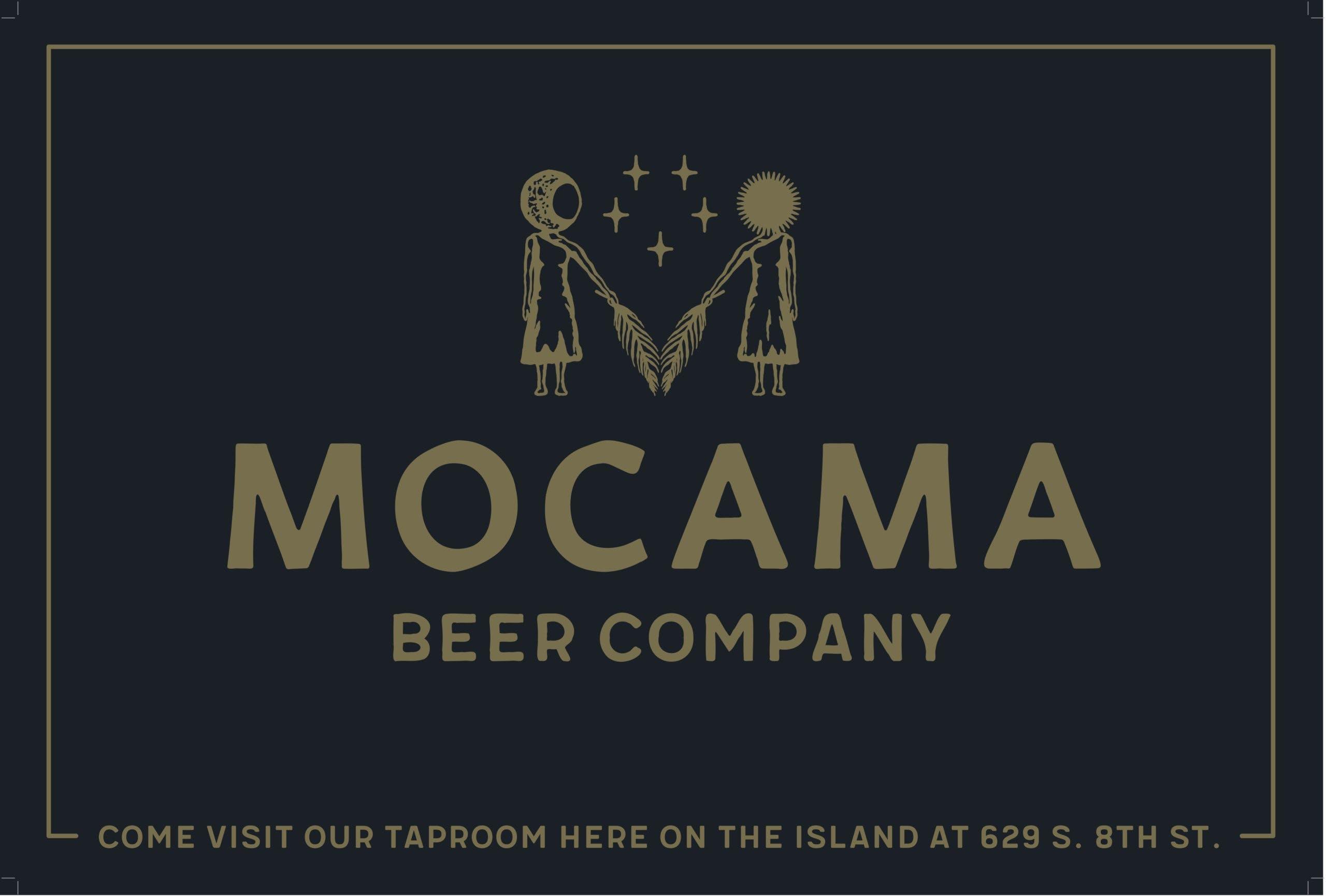 MOCAMA SIGN 36x24