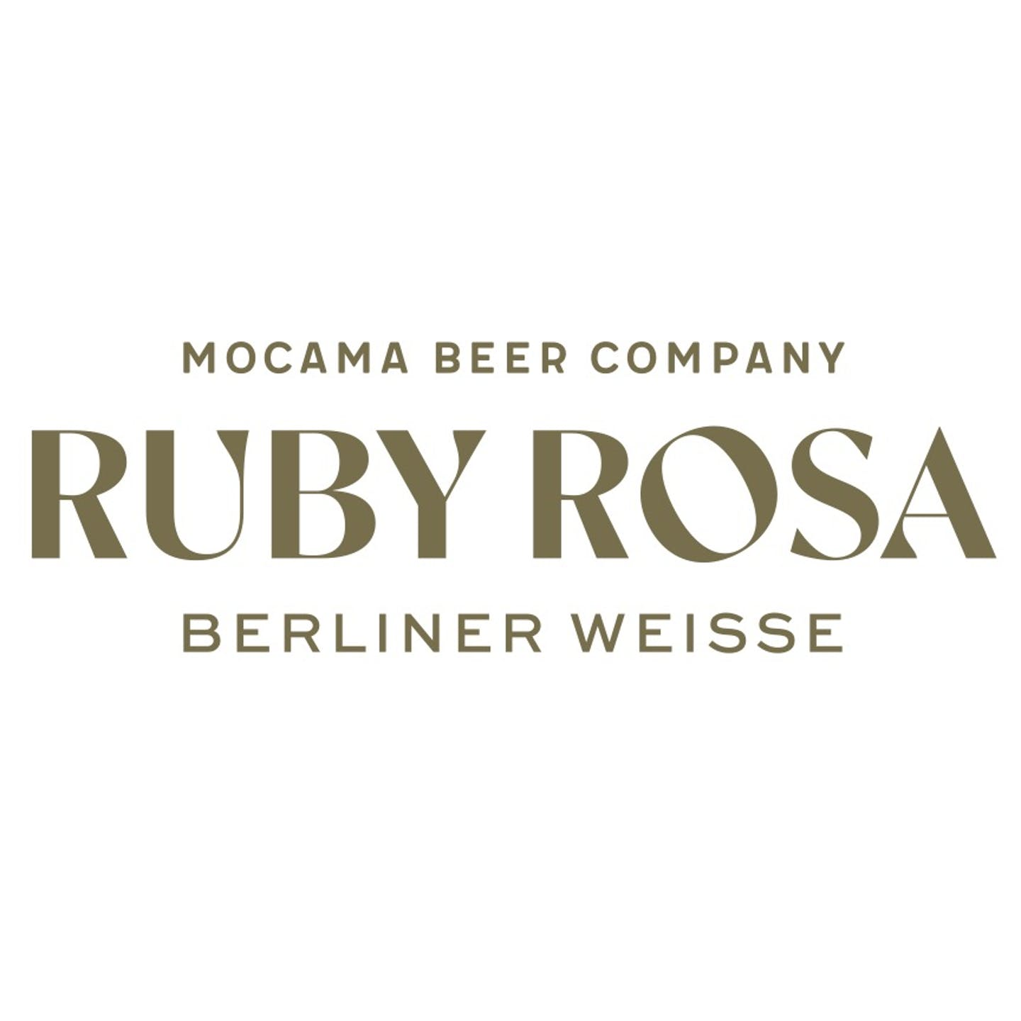 RUBY ROSA TYPE