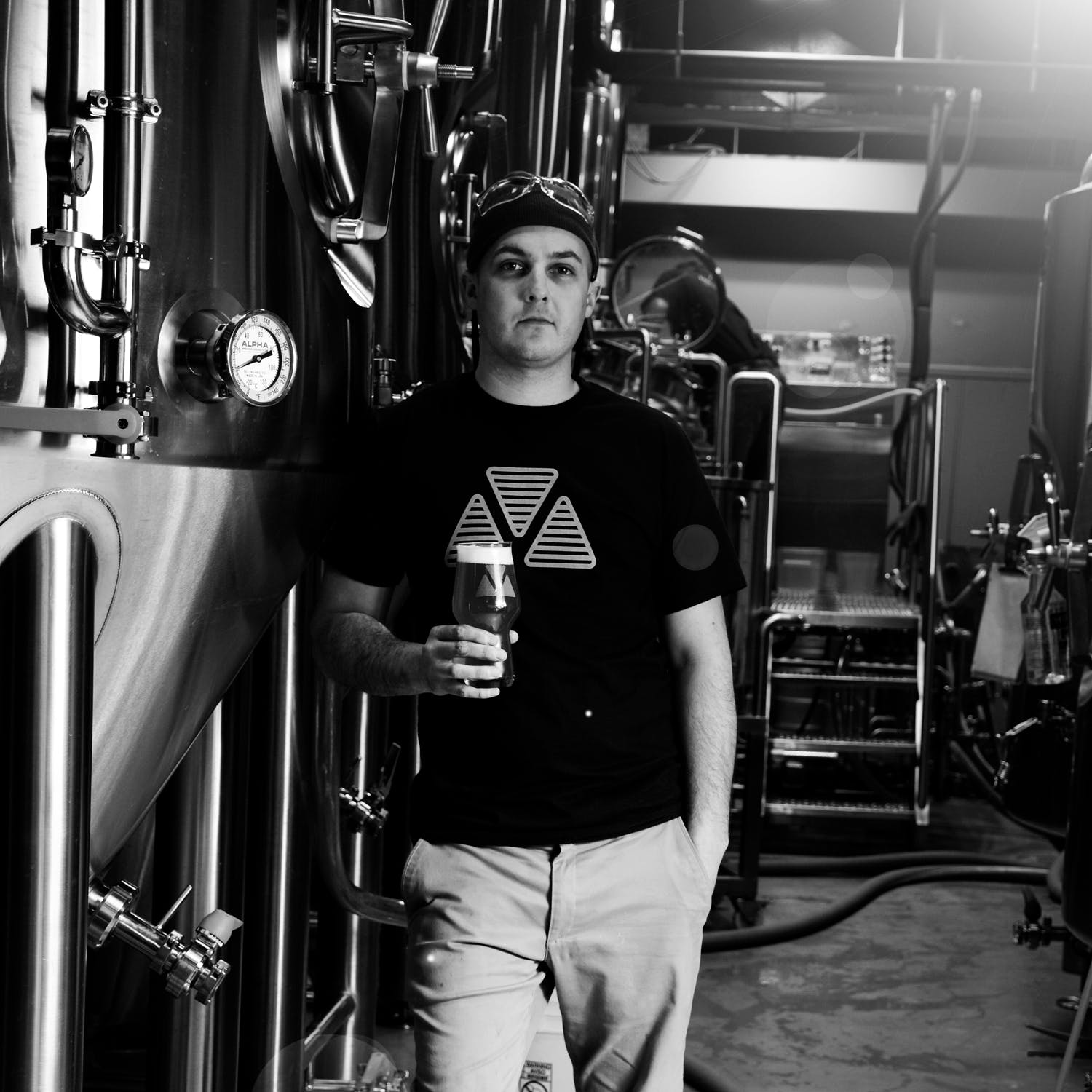 BEN-Standing-head-brewer
