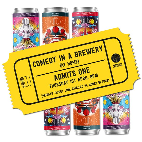 Comedy In A Brewery (At Home)