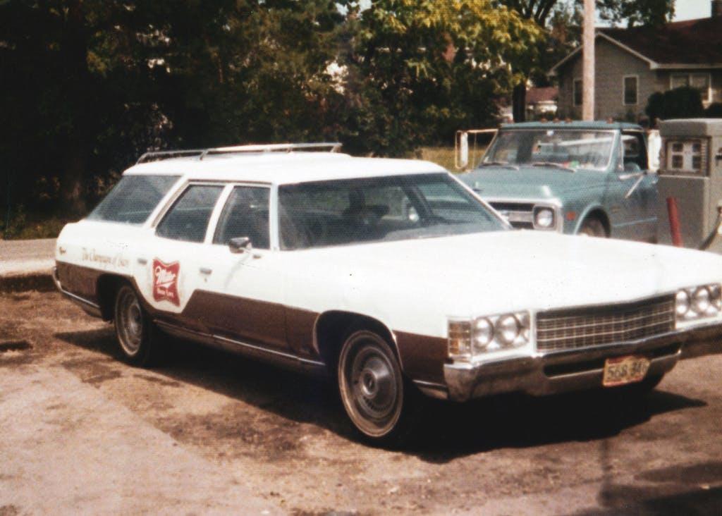 MULL-wagon