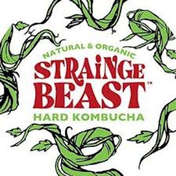 Strainge Beast Hard Kombucha