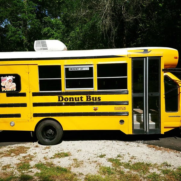 The Donut Bus