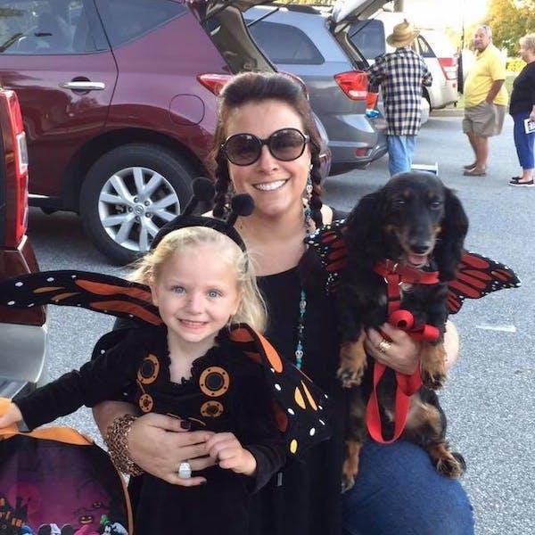 Daisy Family Halloween