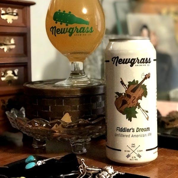Newgrass Brewing - Fiddlers Dream Scene Shot 01