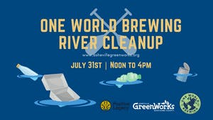 Positive Legacy River Clean Up