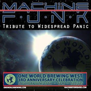 Machine Funk Square