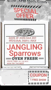 Jangling Sparrows