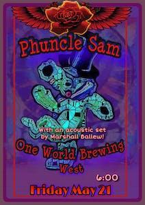 Phuncle Sam bear