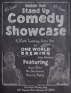 comedy 6/8