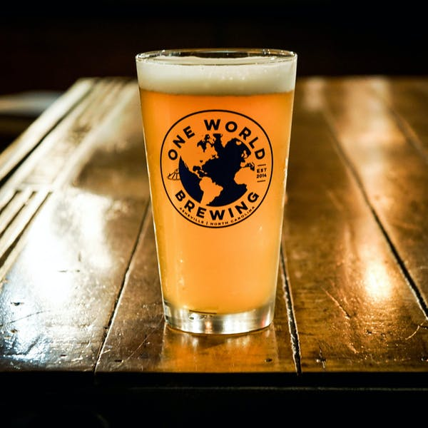 African Queen Fruited Pale Ale