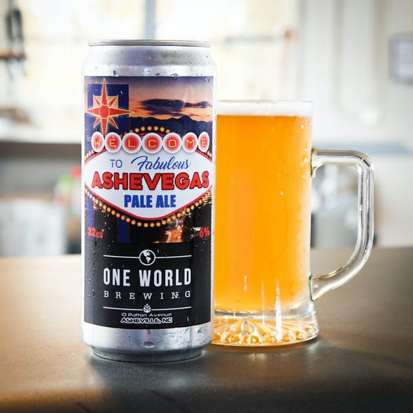 Image or graphic for Ashevegas Pale Ale