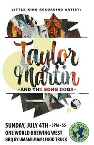 Taylor Martin & the Song Dogs