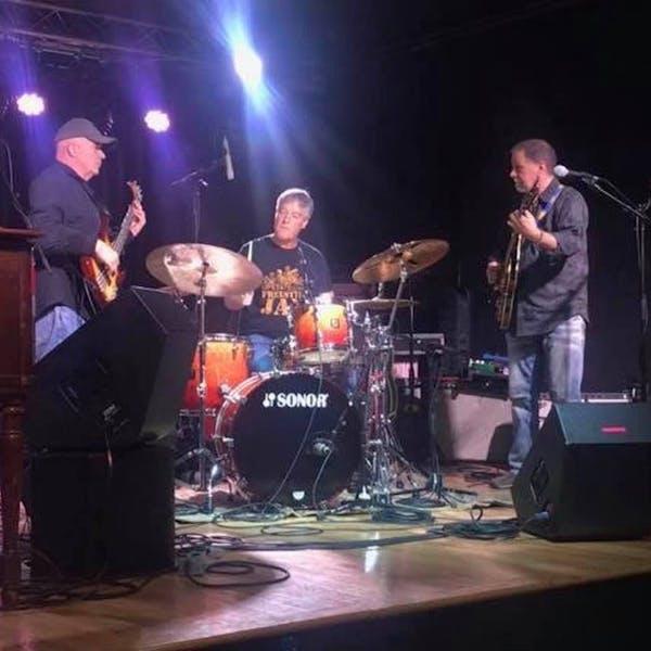 Jeff Sipe, Mike Barnes, Mark McDaniel