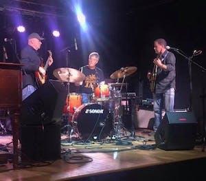 Jeff Sipe Power Trio