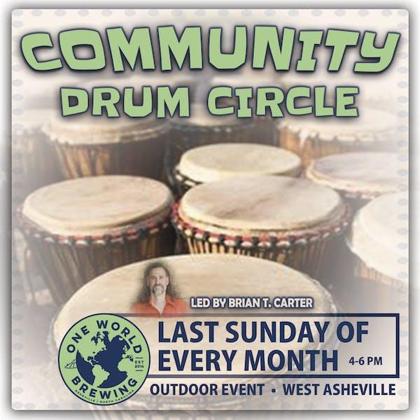 June Community Drum Circle