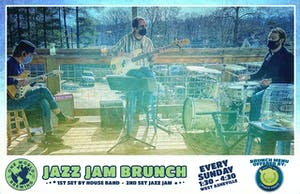 Jazz Jam Brunch