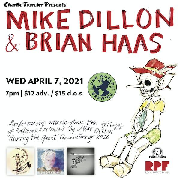 An Eve w/ Mike Dillon & Brian Haas (JFJO, Nolatet)