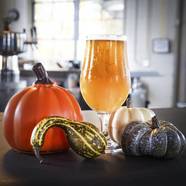 Image or graphic for Nectar Of the Gourds Pumpkin Ale
