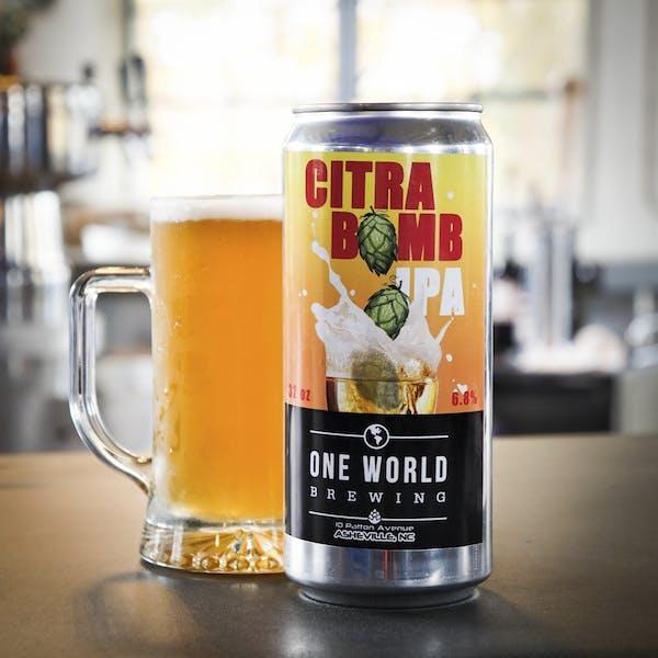 Citra Bomb IPA
