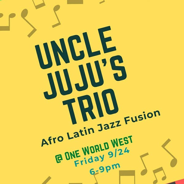 Uncle JuJu's Trio