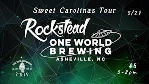 Rockstead-Sweet Carolina Tour