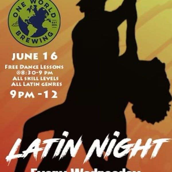 Latin Night Wednesday