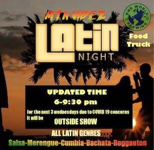 Earlier Latin Night