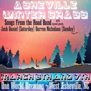 Updated Asheville Winter Grass