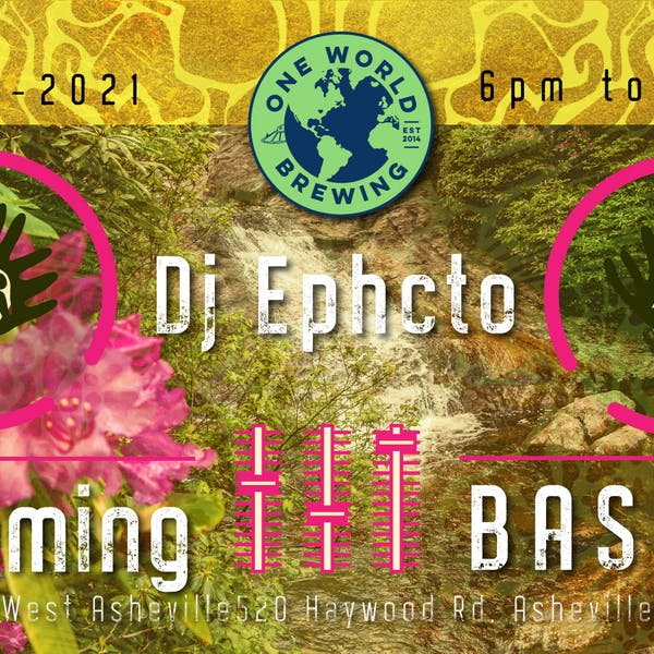 Blooming Bass w/ DJ Ephcto