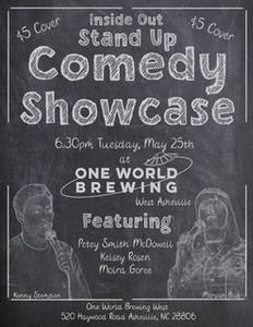 Inside Outside Comedy Showcase