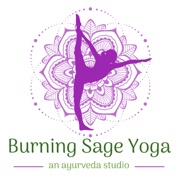 Burning Sage Yoga Class