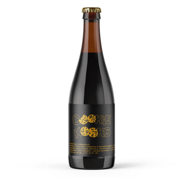 Image or graphic for BARREL AGED COOKIE KOOKS