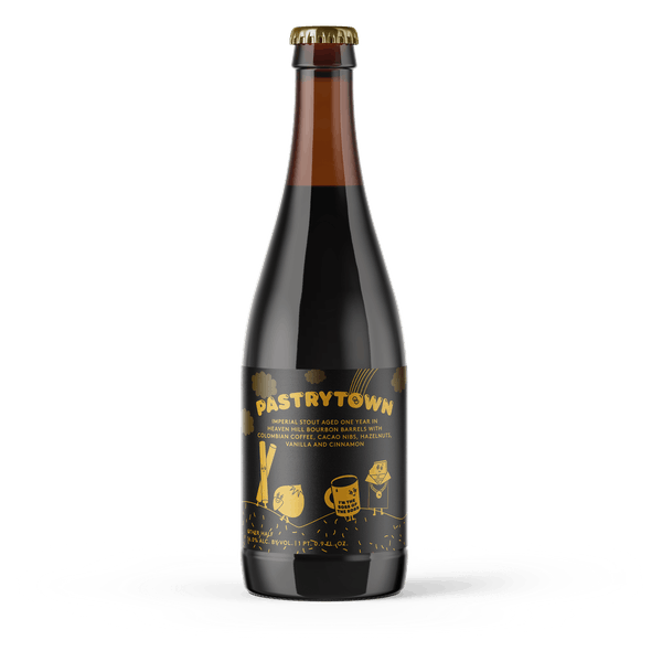 Image or graphic for BARREL AGED PASTRYTOWN – COFFEE