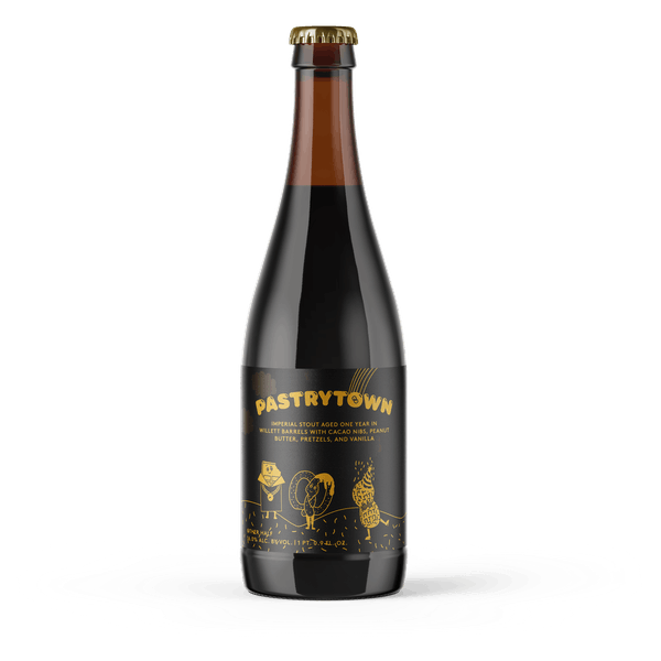Image or graphic for BARREL AGED PASTRYTOWN – PEANUT BUTTER