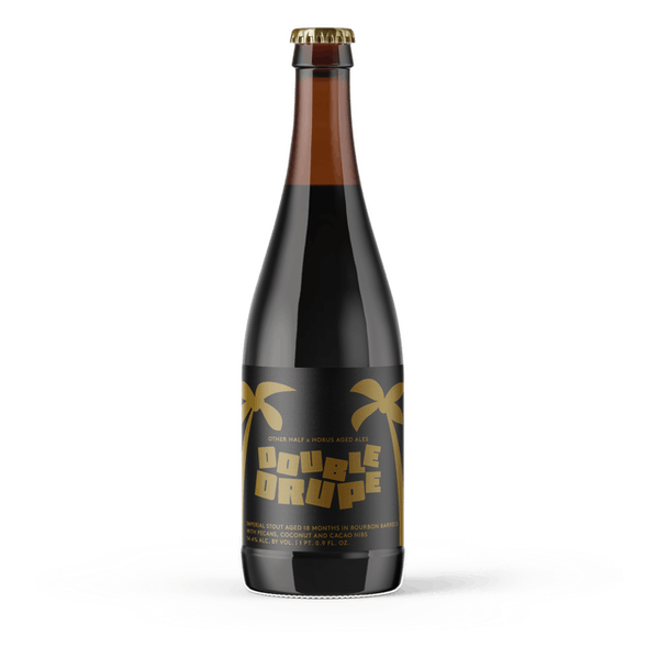 BARREL AGED DOUBLE DRUPE