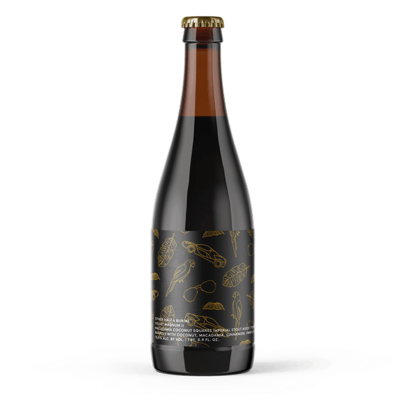 Image or graphic for BARREL AGED VELVET MAGNUM II